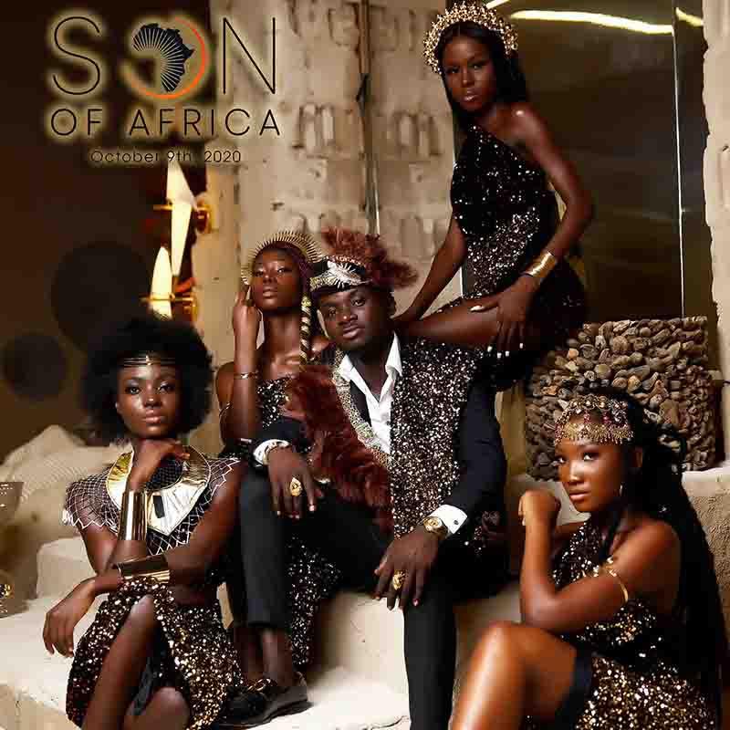 Kuami Eugene releases new album 'Son of Africa'