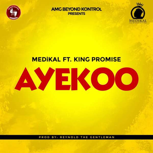 Ayekoo (feat. King Promise)