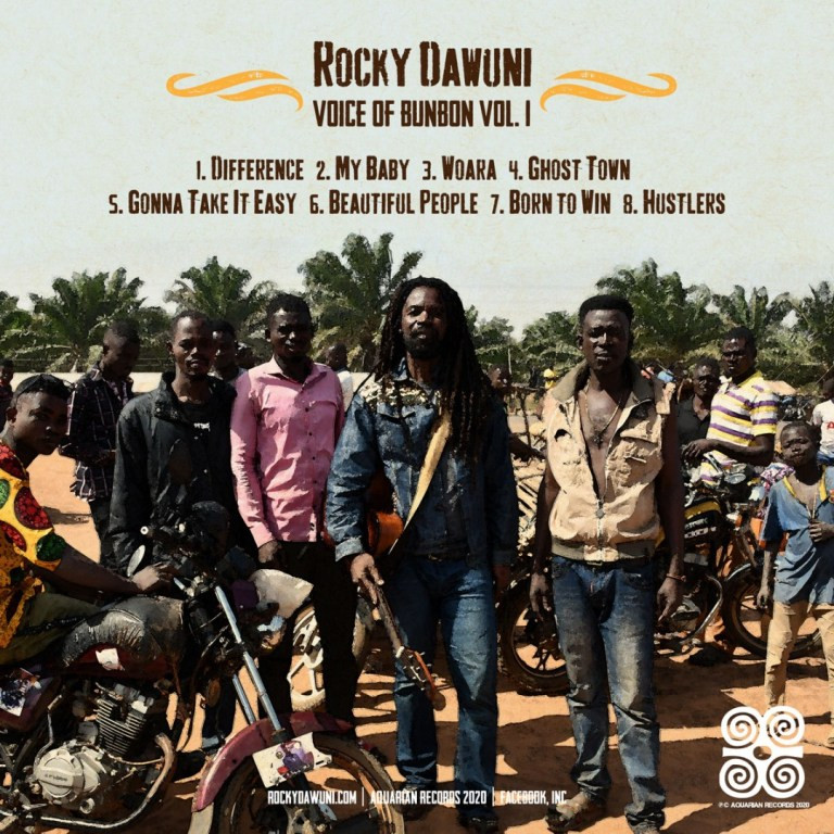 """Rocky Dawuni Releases Tracklist And Pre-order Link For Upcoming EP """"Voice Of Bunbon - VOL. 1"""""""
