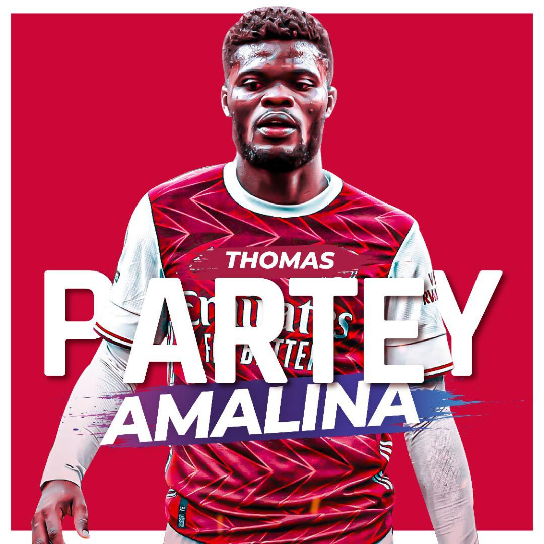 Amalina's Song Titled Thomas Partey