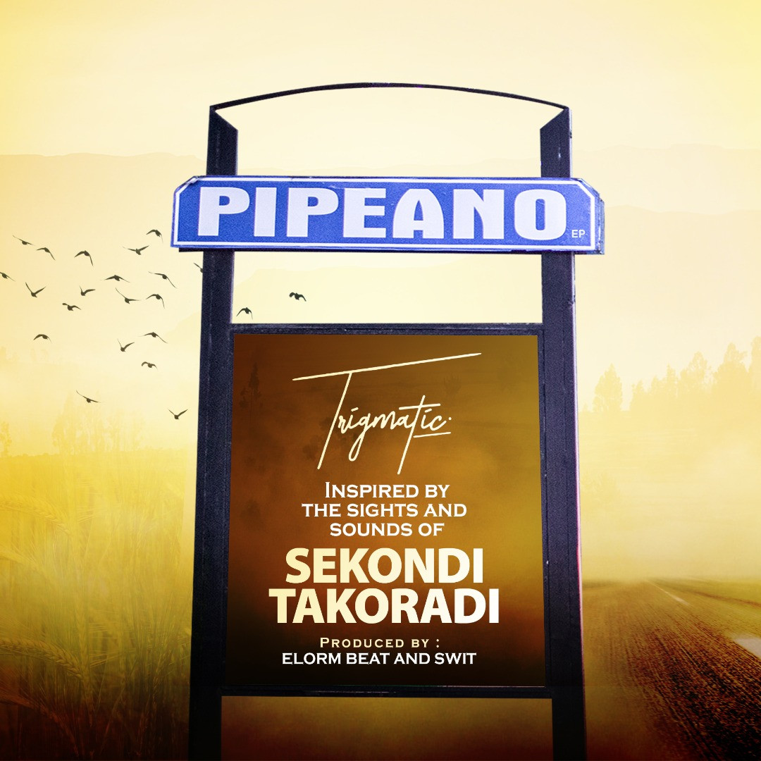 Trigmatic Drops New EP (Pipeano) to mark Birthday