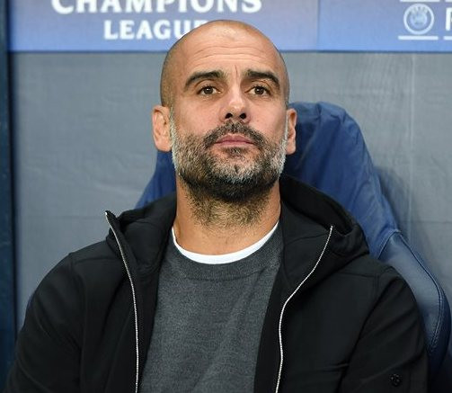 Footballer, Sergio Aguero's Dad Accuses Pep Guardiola Of Faking Tears Over His Son's Exit From Man City