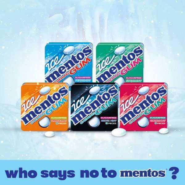 Say Yes To Mentos