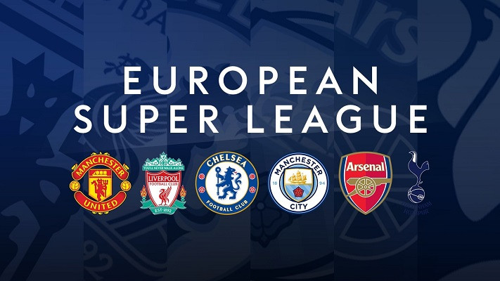 All Six Premier League Clubs Who Signed Up To Failed European Super League 'Hit With Fines Of Over £20m Each