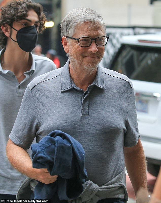 Bill Gates Drove To Work In Mercedes Then Disappeared From Work In A Porsche To Meet Women : New Report Claims