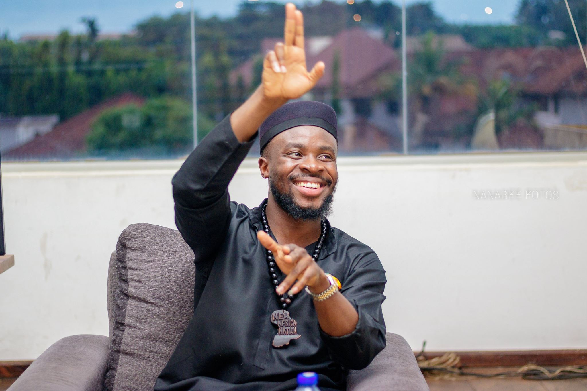 Grammy Not A Measure For Talent - Fuse ODG.